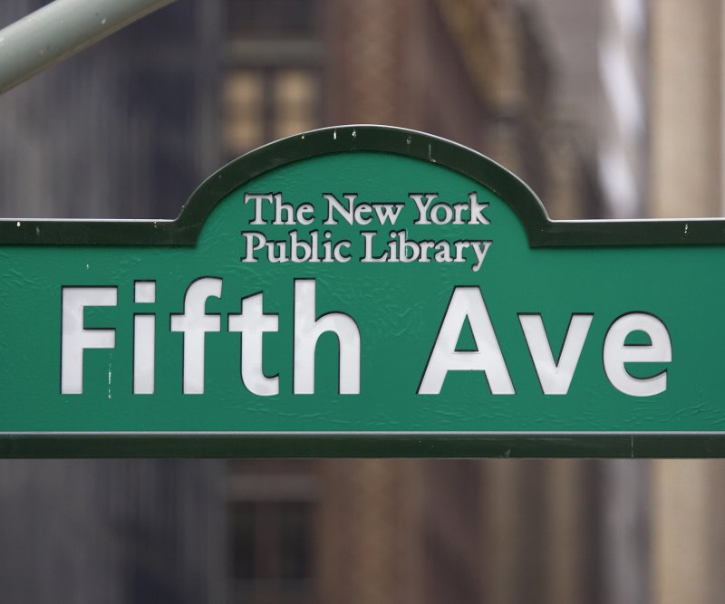 Die Fifth Avenue in New York