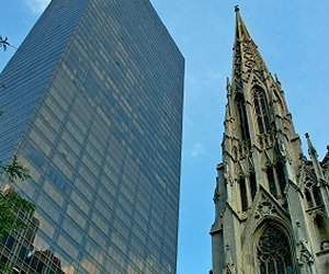 St. Patrick`s Cathedral New York